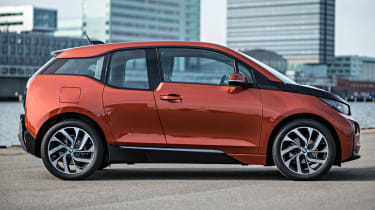 2014 BMW i3 hatchback