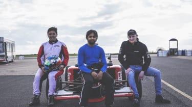 Overclockers UK Racing Series - Palmer Sport semi-final winners
