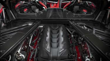 Corvette C8 Stingray EU – engine