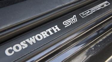 Subaru Impreza Cosworth CS400 sill plate