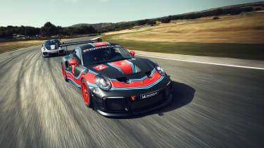 Porsche 911 GT2 RS Clubsport - front