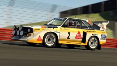 Gran Turismo 6 screenshot Audi S1 Quattro
