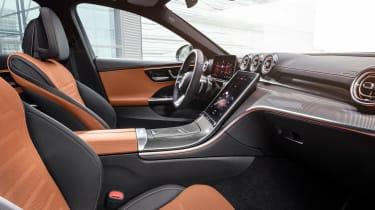 2021 Mercedes C-class revealed - interior2