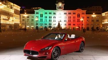 Maserati GranCabrio Sport video review