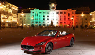 Maserati GranCabrio Sport video review