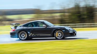 997 GT3 RS drift