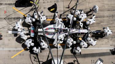 Formula One Round 9 AUT - Williams