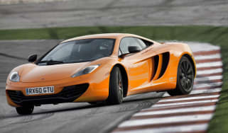 Rent a McLaren MP4-12C