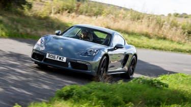 Porsche 718 Cayman - Front