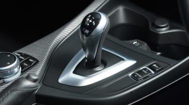 BMW M2 - gear selector