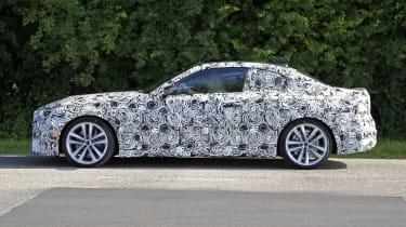2021 BMW 2-series spy – profile