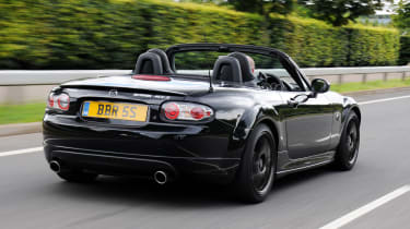 BBR supercharged MX-5