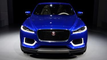 Jaguar C-X17 SUV concept