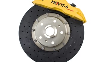 Movit brakes disc