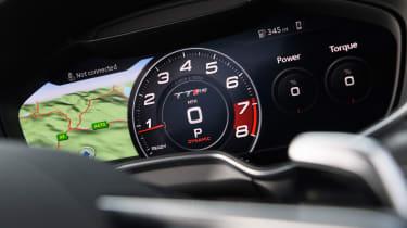 Audi TT RS Coupe – Virtual Cockpit