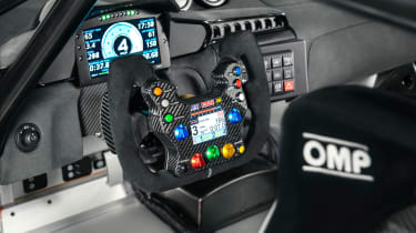 Lotus Evora GT4 Concept - wheel
