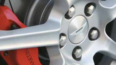 Aston Martin V8 Sportshift
