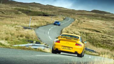Porsche GT3's