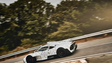 AMG Project One prototype