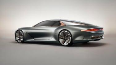 Bentley EXP 100 GT - rear quarter