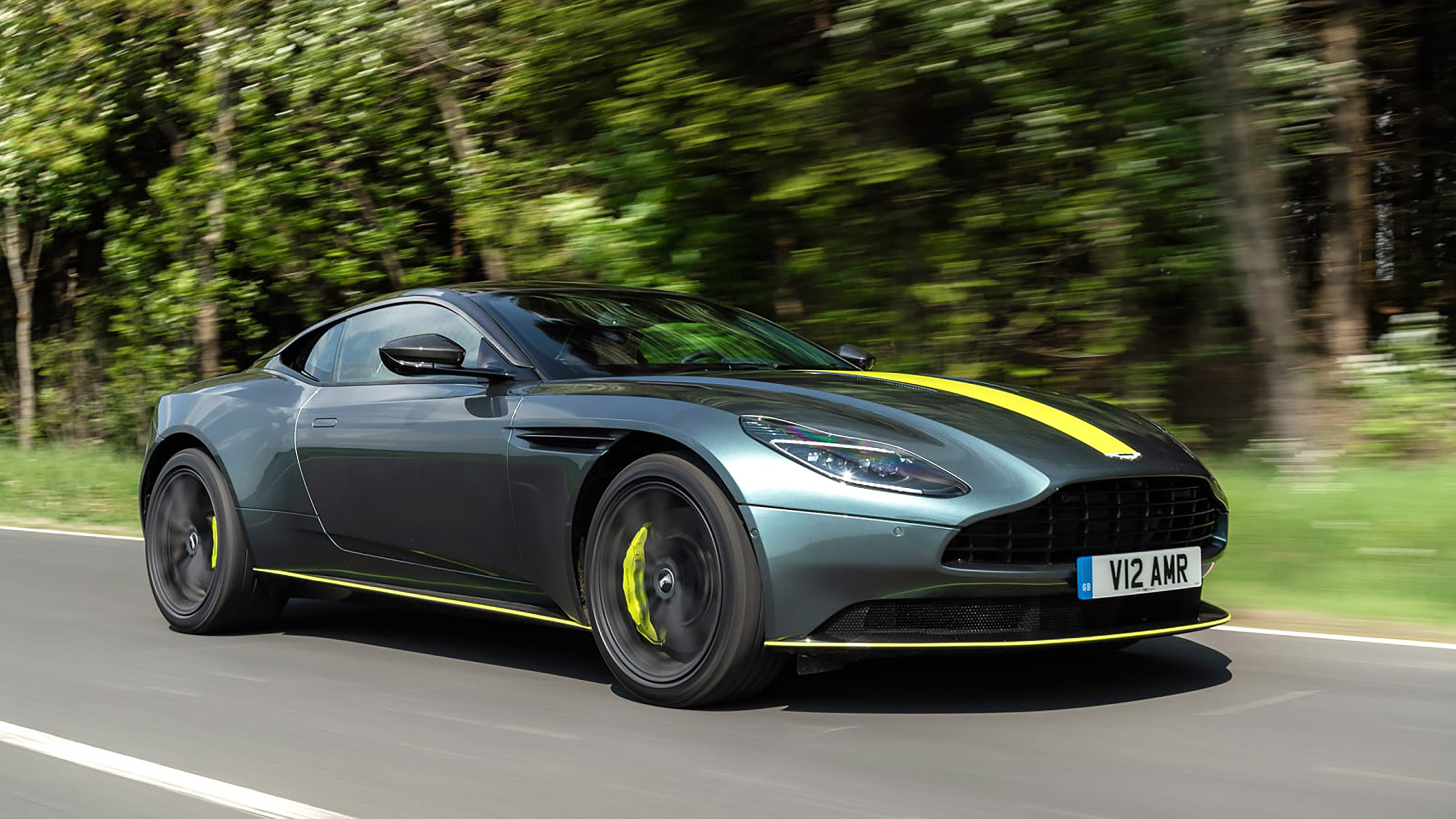 2020 Aston Martin Db11 Amr Review A Better Car But Is It A Better Db11 Evo