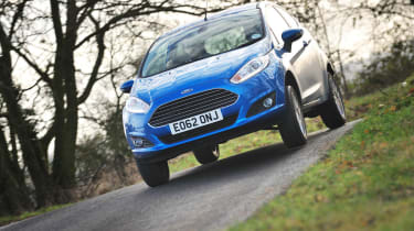 2013 Ford Fiesta Ecoboost
