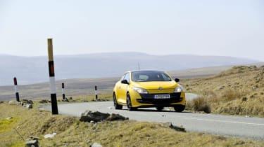 Subaru BRZ vs Renaultsport Megane 265 Trophy in Wales