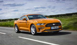 Ford Mustang GT - front
