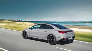 Mercedes-Benz EQE AMG-Line – rear