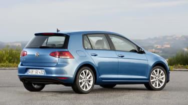 Mk7 Volkswagen Golf 1.4 TSI GT review