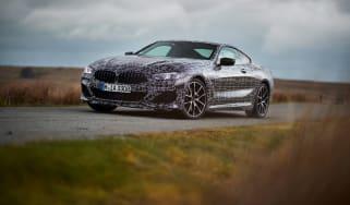 BMW 8-series prototype review - header