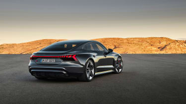 Audi RS e-tron GT - rear static