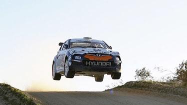 Rallying Hyundai Veloster revealed