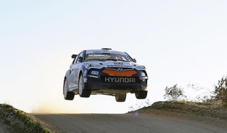Rallying Hyundai Veloster revealed