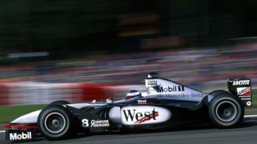 Mclaren F1 car 1998