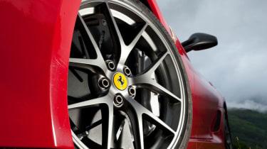Ferrari 599 GTO alloy wheel