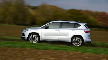 Cupra Ateca VZ1 2021 - side