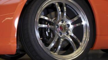 Artega GT wheel