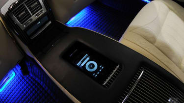 Brabus iBusiness: the 219mph S-class limo
