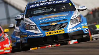 British Touring Car Championship Round 8: Rockingham