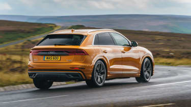 Audi Q8 Vorsprung – rear