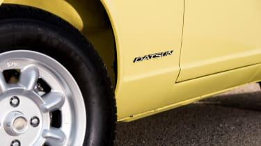 Datsun 240Z fender detail