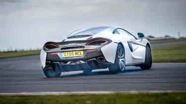 McLaren 570 GT Sportpack – rear