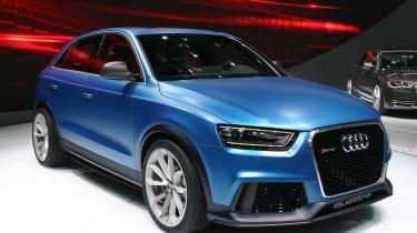 Beijing show: Audi Q3 RS