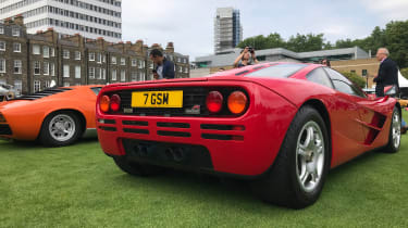 London Concours 2018 - F1