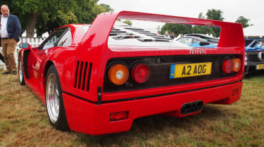 Goodwood Festival of Speed - Ferrari F40