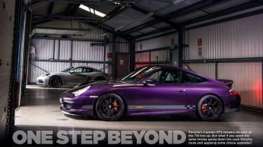 evo 260 - Porsche