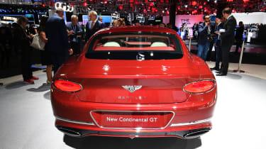 Bentley Continental GT - Frankfurt Motor Show