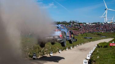 WRC Rally Portugal 2017 - Hyundai i20 2