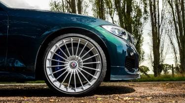 Alpina B3 Estate wheels